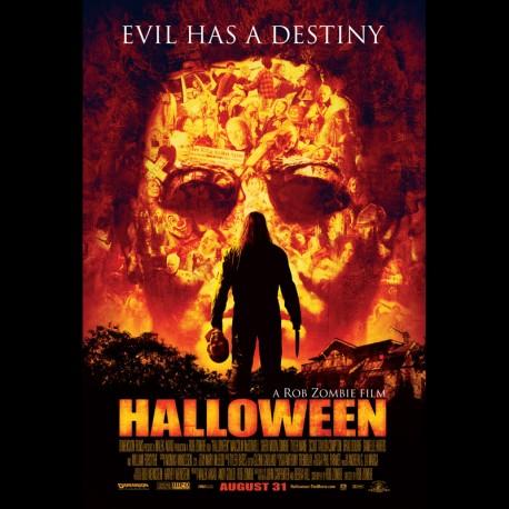 Halloween: Evil Has A Destiny Poster