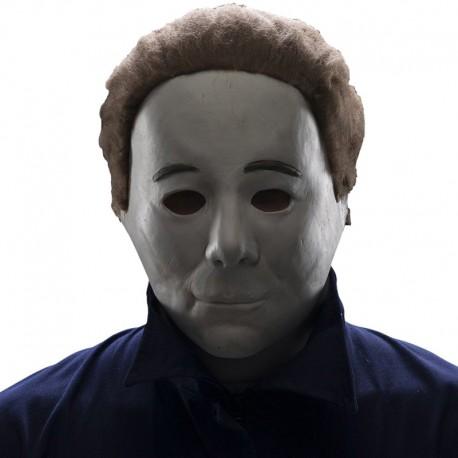 nouveaux articles à vendre couleurs délicates Rubie's Deluxe Overhead Halloween 4 Michael Myers Mask